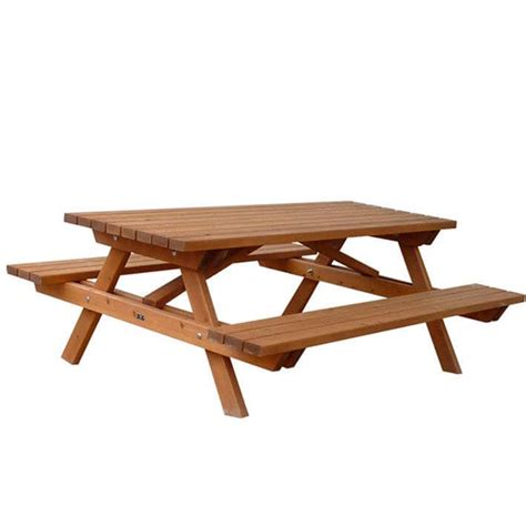 rustic table and bench set rustic bench and table set wooden child039s garden jorvi