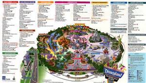 1000 images about disneyland maps on vintage