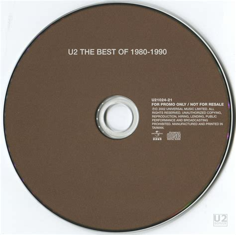 u2 the best of 1980 1990 u2 the best of 1980 1990