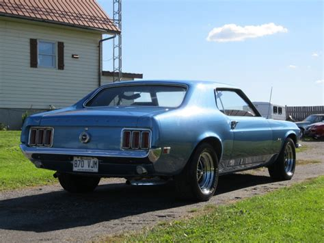 siege mustang a vendre ford mustang coupe 1970 224 vendre