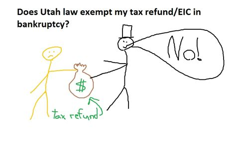 Utah Bankruptcy Search Does Utah Exempt My Tax Refund Eic In Bankruptcy Robertspaynelaw My Utah