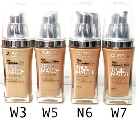L Oreal True Match l oreal true match makeup base mugeek vidalondon
