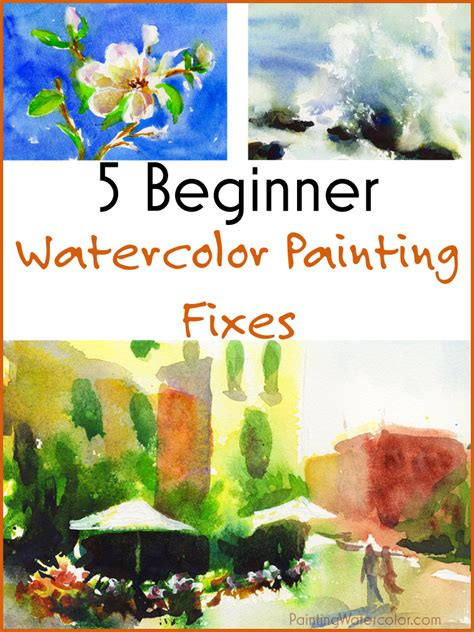 tutorial for watercolor best watercolors for beginners pictures to pin on