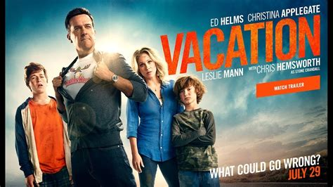 film comedy action 2017 vacation 2015 ed helms christina applegate skyler