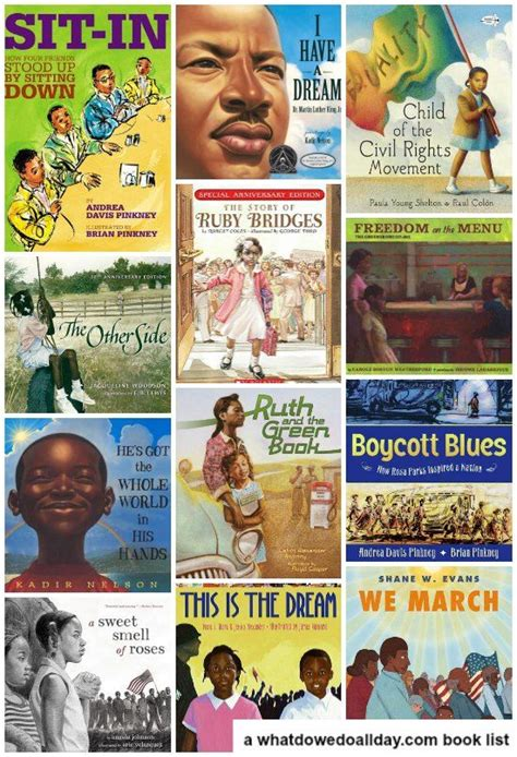 civil rights picture books 13 civil rights picture books for