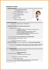 New Resume Format by 9 New Cv Format 2017 Cna Resumed