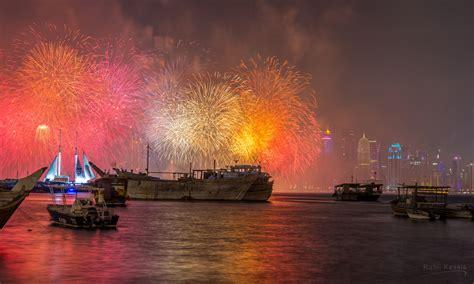 qatar national day qatar national day fireworks