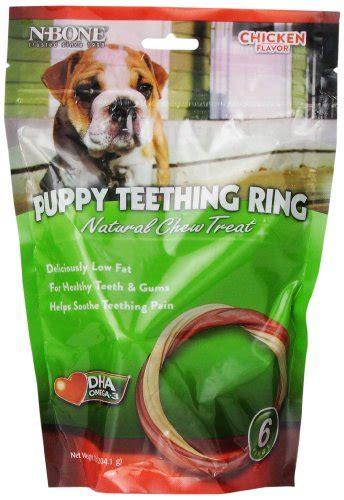 n bone puppy teething ring n bone 6 pack puppy teething ring chicken flavor lot lot