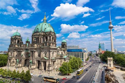 Berlian For five free things to do in berlin
