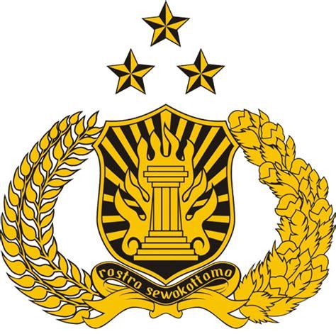 Patch Bareskrim logo logo lembaga negara logo kepolisian negara