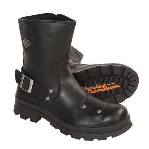 Harley Davidson Cannon Motorcycle Boots (For Men) 2116M