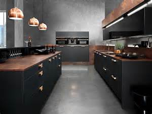 decorating a kitchen with copper modern kitchen in black and gray copper ls ideas and inspirations to your new home