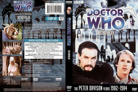 Dvd Who Are You doctor who castrovalva tv dvd scanned covers 3123castrovalva1 dvd covers