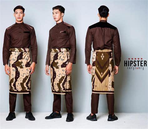 Baju Melayu Zery Zamry baju melayu kembali kini dengan seluar corak corak dan kain pelikat