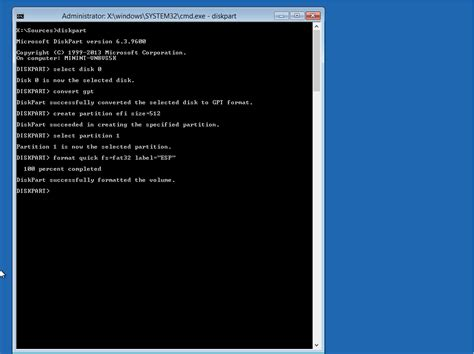format fat32 command line windows 7 boot how to install windows 8 1 on new pc with ssd