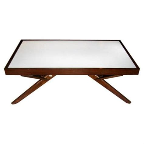 convertible top coffee dining table quot castro quot 1950
