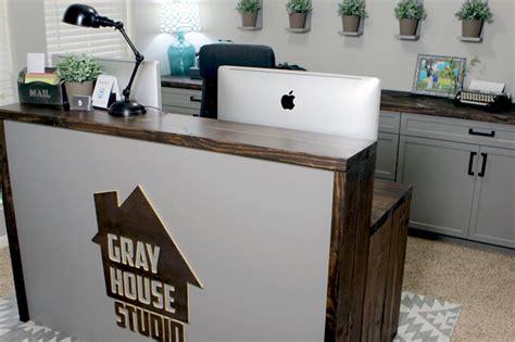home office makeover home office makeover gray house studio