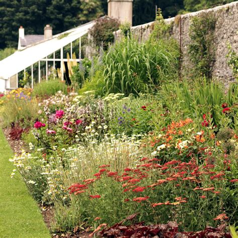 Walled Garden The Walled Garden At Glenarm Castle