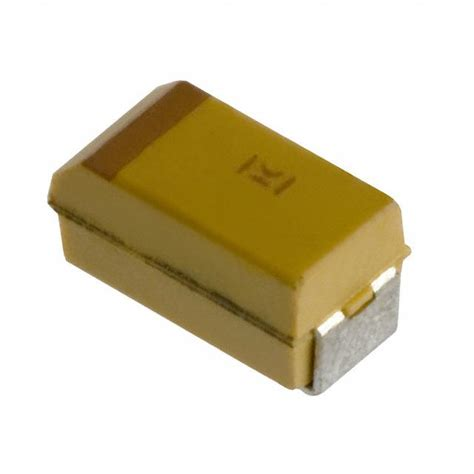 smd capacitor kemet t491a105k016at kemet capacitors digikey