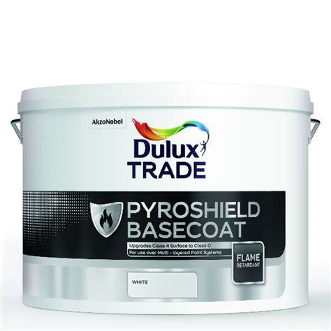 dulux trade pyroshield upgrade basecoat 10l