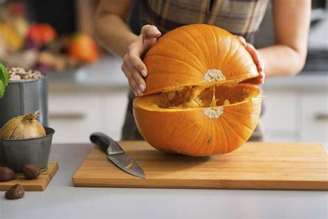 how to cut pumpkin how to cut pumpkin