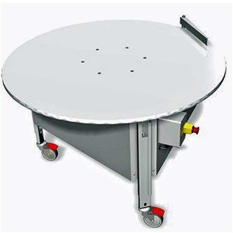 tavolo rotante tavola rotante rulliere di trasporto imballaggi service