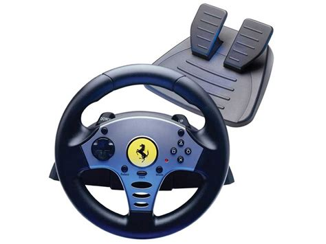 volante ps2 volante con pedaliera ps3 ps2 pc gamecube wii pc