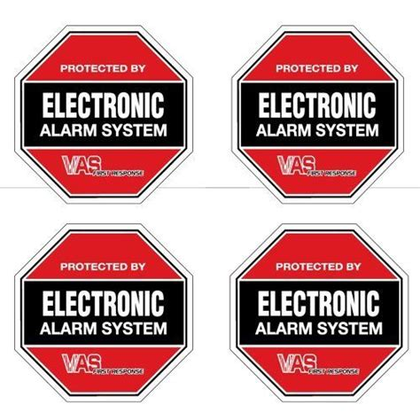 printable security stickers 108 best electronics security surveillance images on