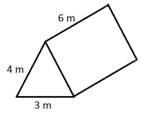 triangular one length with triangular volume of three dimensional figures math 9 year end project