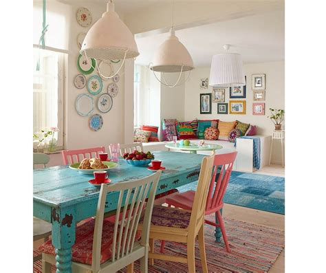 different coloured dining chairs brighten up dining room with different colour dining chairs
