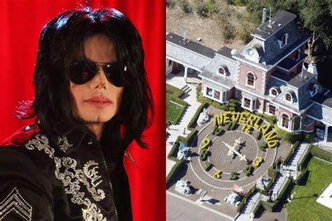 la casa di michael jackson neverland la casa di michael jackson in vendita a 100