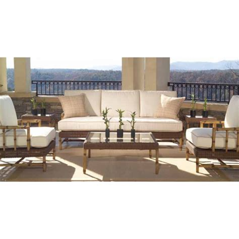 whitecraft south terrace outdoor furniture set discount