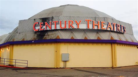 cinemark theatre detail century 14 northridge mall domed movie complex in howe bout arden area closes will