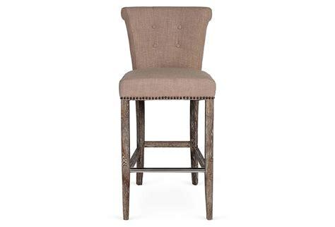 veranda stool beige bar counter from one