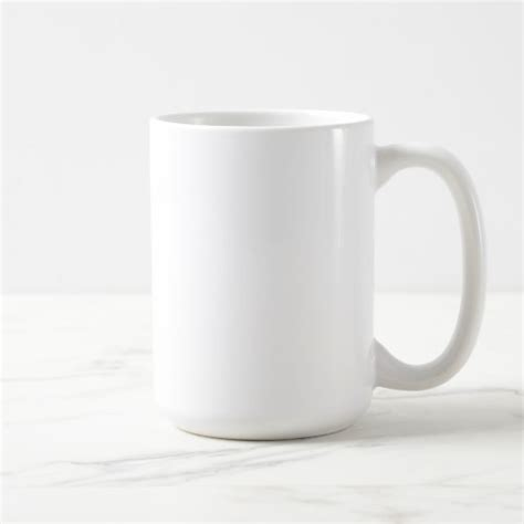 plain white coffee cup mug zazzle