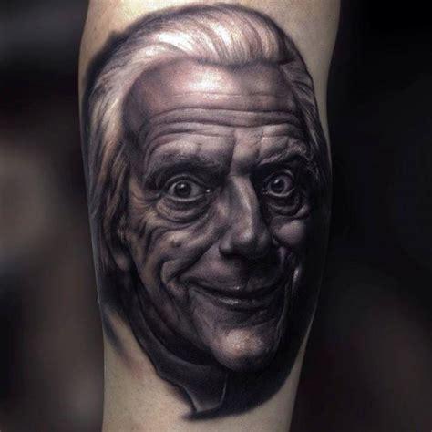 doc tattoo doc brown by ralf nonnweiler tattoos