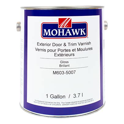 mohawk exterior door and trim varnish m603 5007