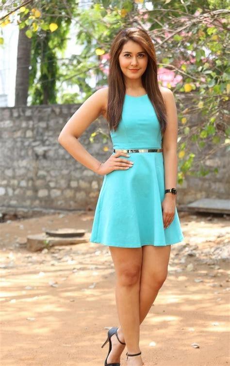 Swety Blus rashi khanna photoshoot in sky blue frock dress hd photos 25cineframes