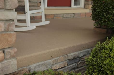 Painted Concrete Patio Ideas by Epoxy Seal Concrete Garage Floor Paint Porches