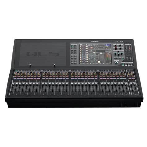 Mixer Lighting Panggung mixer audio digital yamaha ql5