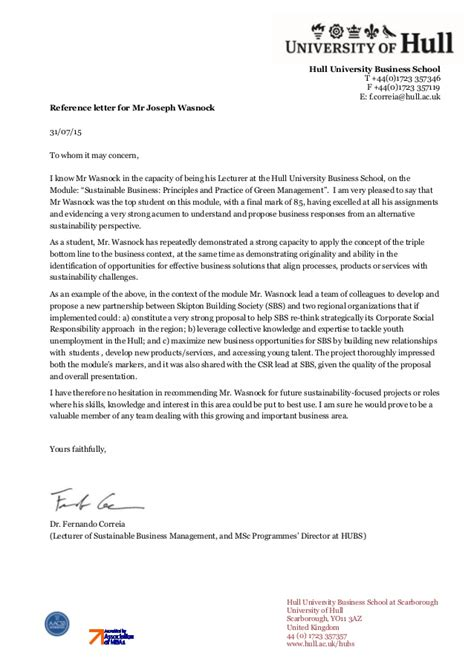 4 Letter College Names academic reference letter academic reference letter kingston 15 august 2014