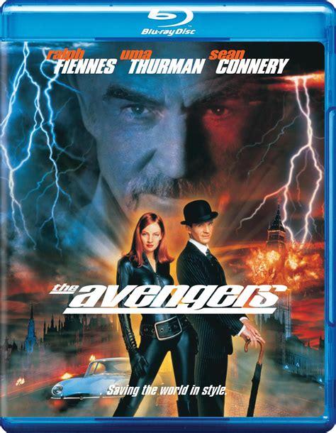 The Avengers 1998 Film The Avengers 1998 Blu Ray