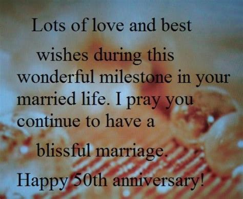 Wedding Anniversary Emotional Quotes by Happy 50th Year Wedding Anniversary Wishes And Quotes