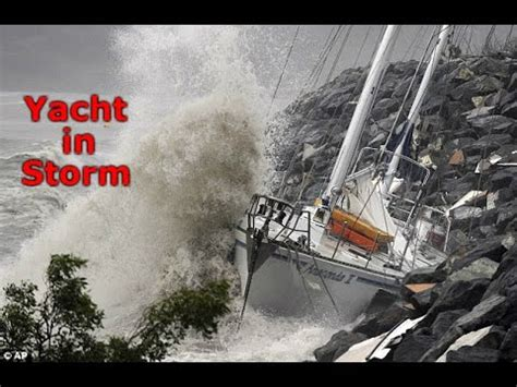 sailing boat knockdown high wind sailing knockdown extreme squall intense heel