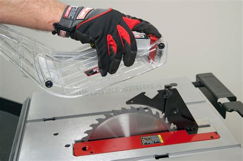 How To Replace A Table Saw Blade Repair Guide Help
