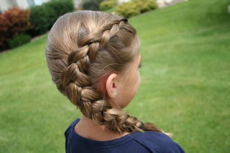 cute girl hairstyles dutch braid same side dutch braid cute hairstyles cute girls
