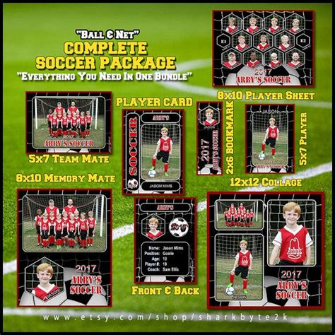 soccer trading card template 34 best baseball card templates images on card