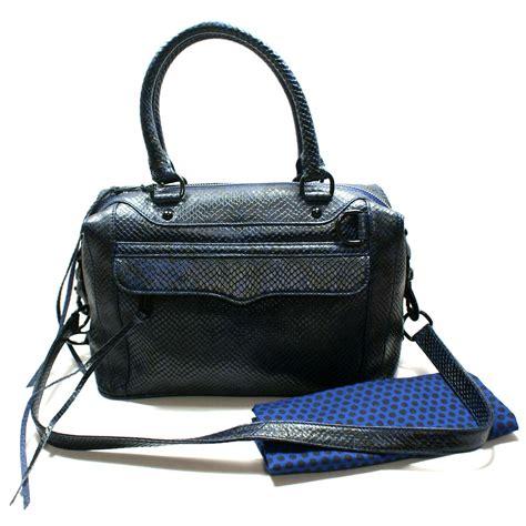 Minkoff Royal Blue Tote by Minkoff Mab Royal Blue Leather Satchel Crossbody