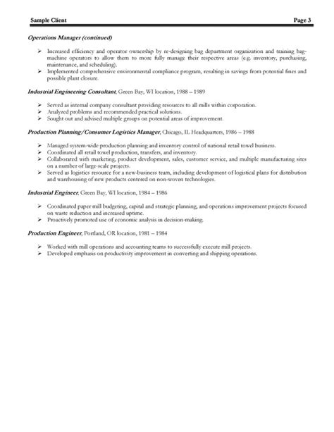 Mill Worker Cover Letter by Manufacturing Resume