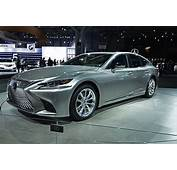 LEXUS LS 500 F SPORT  New York International Auto Show